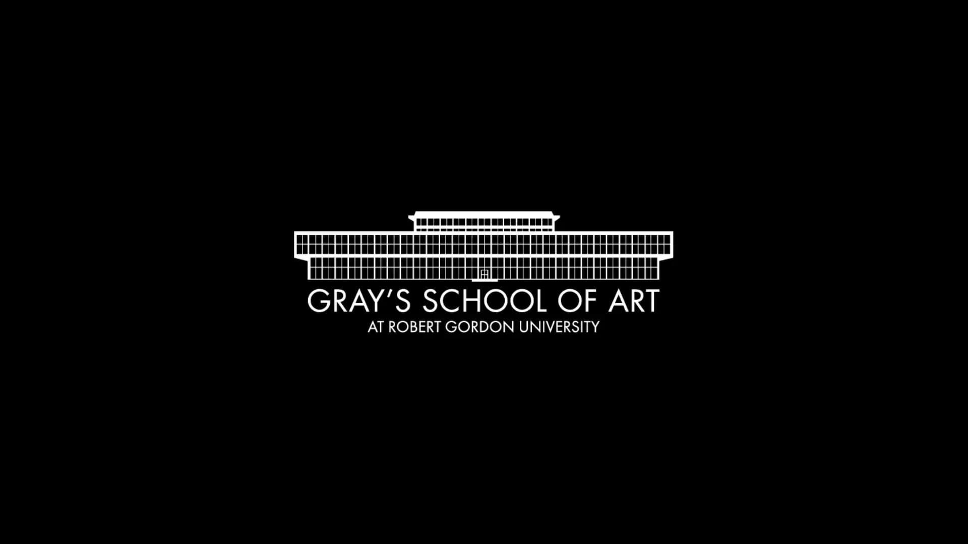 , Gray's Virtual Degree Show