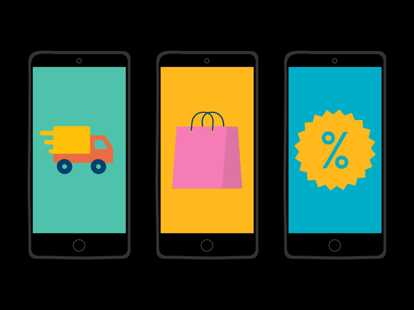 , Going digital with ecommerce